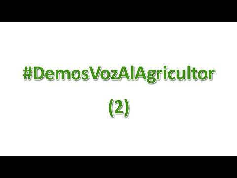 Fotograma del vídeo: Demos voz al agricultor (2)