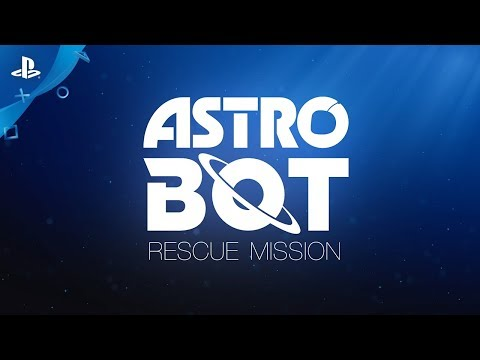 ASTRO BOT Rescue Mission - Announce Video | PS VR thumbnail