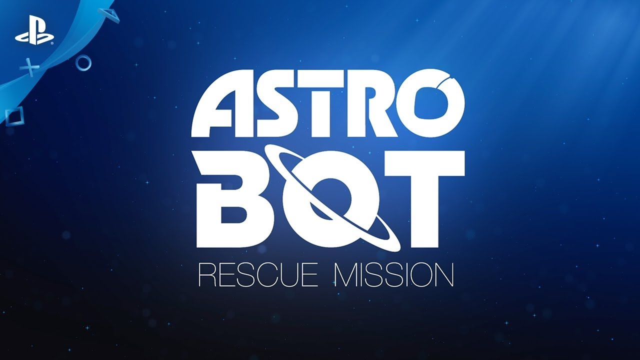 Introducing Astro Bot Rescue Mission for PlayStation VR