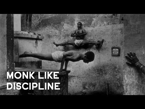 Monk Like Discipline: What It Really Takes To Win
