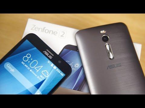 ASUS Zenfone 2 (4GB RAM - ZE551ML) - Unboxing & Hands On