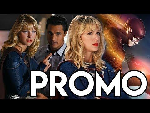 Kara Danvers Boyfriend Setup?! & The Flash 5x07 FINALE Promo - Supergirl 5x06 Promo Breakdown