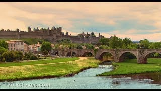 preview picture of video 'The Languedoc, France: Carcassonne — Europe's Ultimate Fortress City'