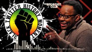 Black History Moments - Bobby Brown Threatens Jamie Campbell on Live TV in 2007