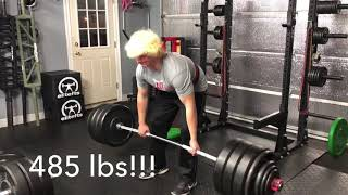 October 2018 Deadlift Highlights