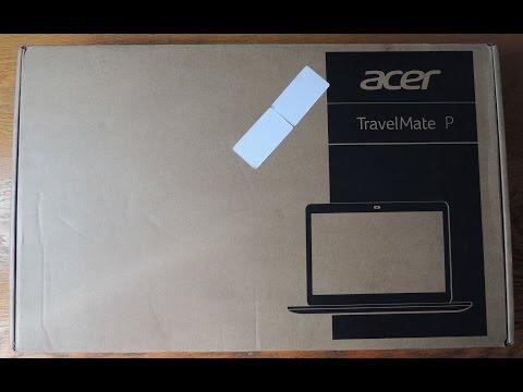 Ordenador Portátil Acer TravelMate P259-MG-549Q, Unboxing y review en español