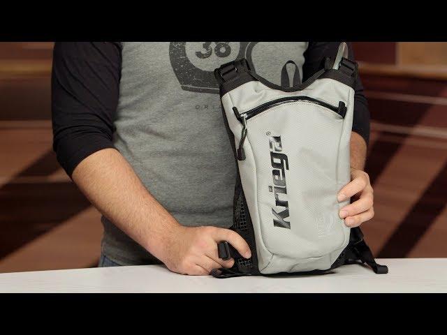 Видео Рюкзак Kriega Backpack Hydro2 Lime