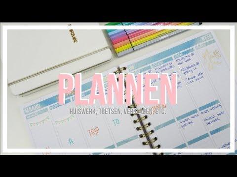 How To: Planning Maken | Bo