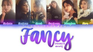Favorite - Fancy