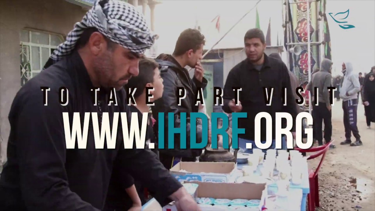The Arbaeen Water Campaign