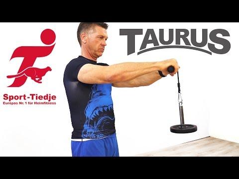 Taurus Unterarmtrainer Pro - Produktvorstellung