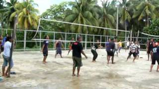 preview picture of video 'Volejbal - misie Lano a Sofala | Lano and Sofala mission - volleyball'