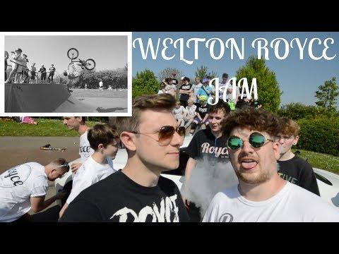 WELTON ROYCE JAM 2018