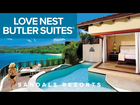Sandals Resorts - Love Nest Suites