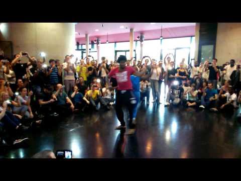 Terry & Cecile Salsa - Berlin Salsacongress 2014 2014-10-05