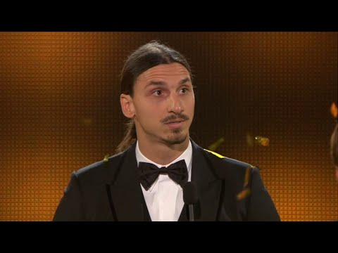 Ibrahimovic in tears while giving a speech about two Swedish footballers and brother who passed away mp3 yukle - MAHNI.BIZ