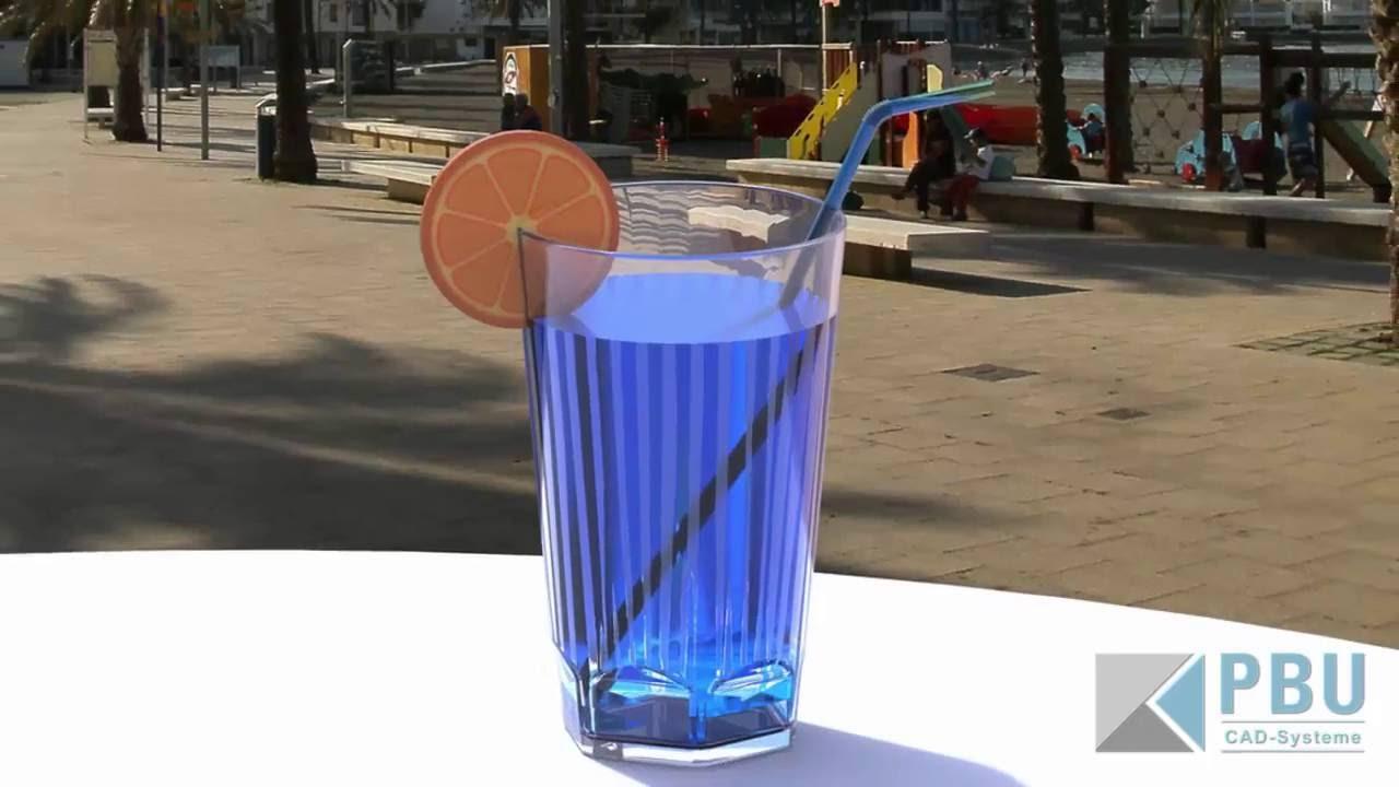 Vorschaubild: Solid Edge Tutorial: Konstruieren eines flexiblen Wellschlauchs
