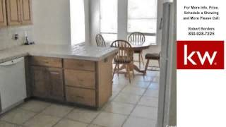 311 Bow Drive, Kerrville, TX Presented by Robert Borders.
