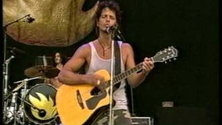 FavOor-ites: Audioslave-I am the highway (live@pinkpop 2003)