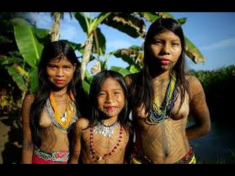 Primitive Tribes Amazon Culture