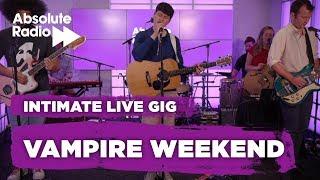 Vampire Weekend  - Harmony Hall (Live)