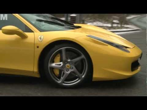Ferrari 458 Italia - english version