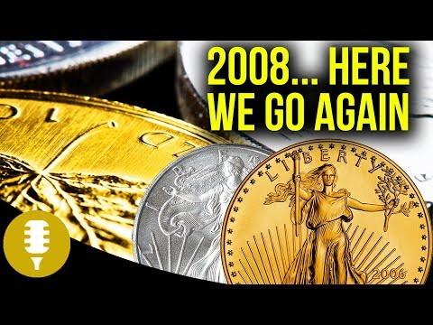 Gold Above $1500 As Stocks See BIG Volatility   Golden Rule Radio