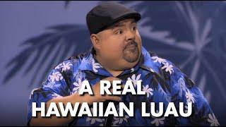 A Real Hawaiian Luau | Gabriel Iglesias