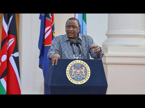 Uhuru lifts cessation of movement in counties