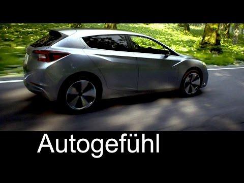 Subaru Impreza 5D 5door hatch Concept at Tokyo Motor Show - Autogefühl