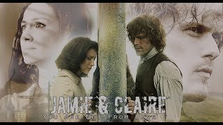 Чужестранка (Outlander), Jamie & Claire ♥ You Are Not From Here (by Lara Fabian)