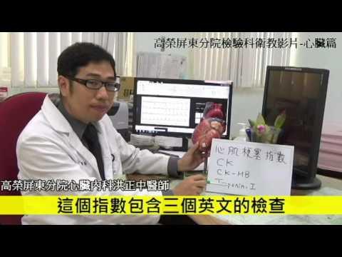 心肌梗塞簡介(台語版)