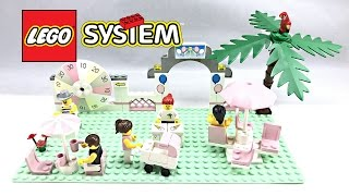 LEGO Town Paradisa Island Arcade review and unboxing! 1993 set 6409!