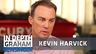 Kevin Harvick on tragically replacing Dale Earnhardt - dooclip.me