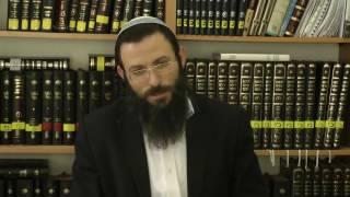 88 הלכות שבת או''ח סימן של סע' ד-יא הרב אריאל אלקובי שליט''א