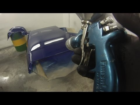 Finish Line Spray Gun By DeVilbiss