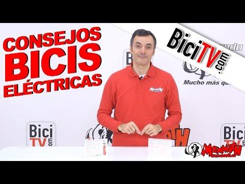 Bicis Eléctricas. Consejos de uso y autonomía