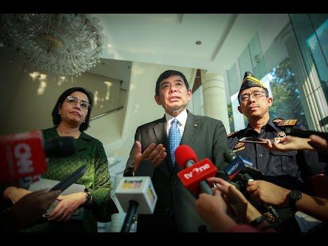 Kunjungan Sekretaris Jenderal WCO ke Indonesia