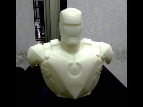 Printare 3D cu UP Mini