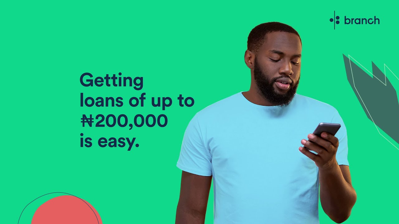 Get individual loans approximately 200,000 Naira from Branch in 3 minutes #betterthanYourBank thumbnail