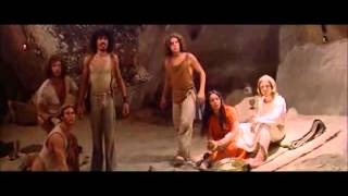 hey, cool it, man! - Jesus Christ Superstar 1973 -  Larry T. Marshall as Simon Zealotes