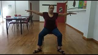 Ejercicios de Yoga II