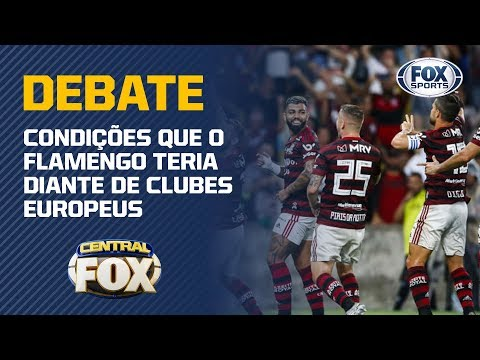 OTO PATA MAR? Flamengo pode disputar com clubes europeus?