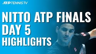 Federer is through to the last 4, while Berrettini made Italian tennis history in London...Watch official ATP tennis streams from every tournament: http://tnn.is/YouTube  Subscribe to our channel: https://www.youtube.com/tennistv?sub_confirmation=1  Tennis TV is the OFFICIAL live streaming service of the ATP Tour.  Tennis TV features live streaming and video on demand of over 2,000 ATP tennis matches in full each year on PC, Mac, mobile & tablet apps on iOS & Android plus... Apple TV, Roku, Amazon Fire TV, Samsung Smart TV, Android TV, PlayStation 4, Xbox One and Chromecast. http://tnn.is/YouTube