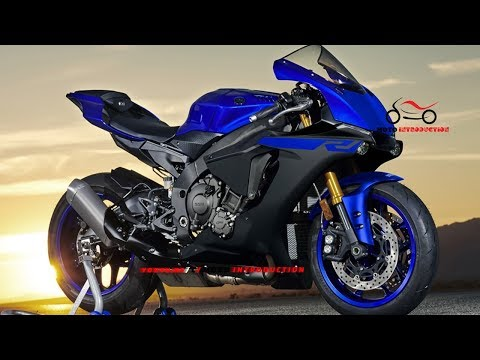 New 2019 YZF-R1 SuperBike 1000cc 4 cylinder - 2019 Yamaha YZF-R1 First Look | 2019 Yamaha Supersport