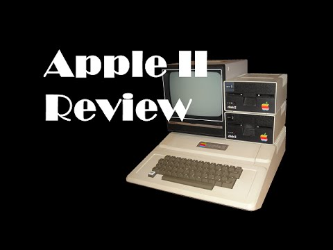 Apple II Computer History and Review