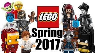 Top 20 Most Wanted LEGO Sets of Spring 2017!