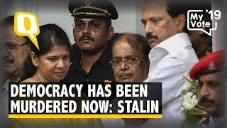 Call For Reforms In Election Commission: Stalin On I-T Raids | The Quint