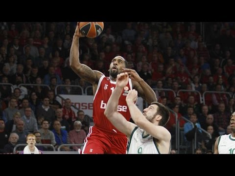 Highlights: RS Round 6, Brose Baskets Bamberg 73-53 Unicaja Malaga