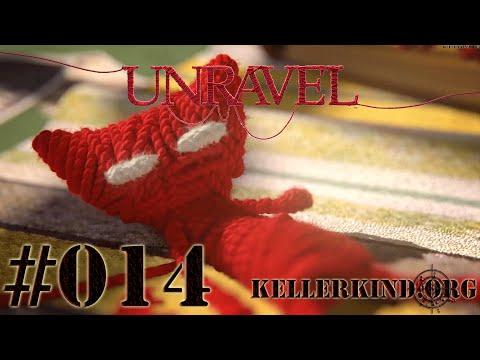 Unravel #014 - Das letzte Blatt [Ende] ★ Let's Play Unravel [HD|60FPS]